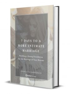 7 Days to a More Intimate Marriage