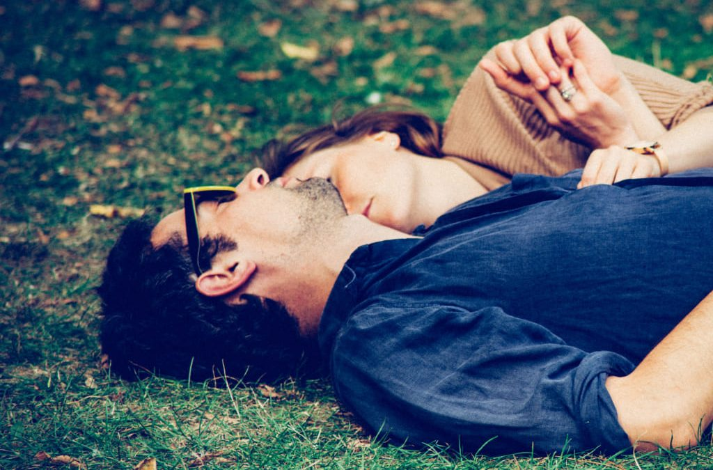 """Why """"Doing Nothing"""" Can Actually Help Your Marriage"""